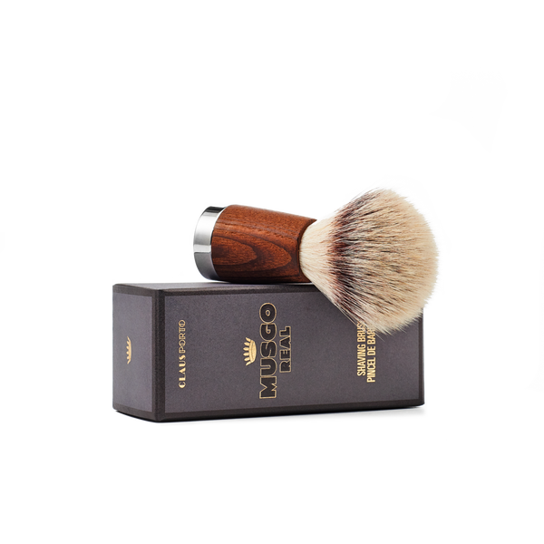 SHAVING BRUSH MUSGO REAL