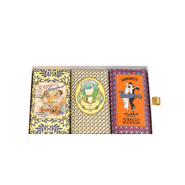 Gift Box 3 Soaps