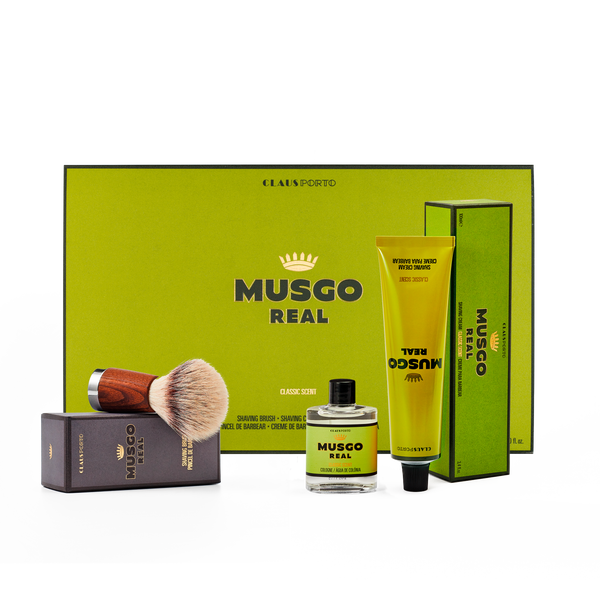 Gift Set Musgo Real Classic Scent