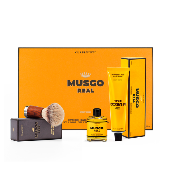 Gift Set Musgo Real Orange Amber