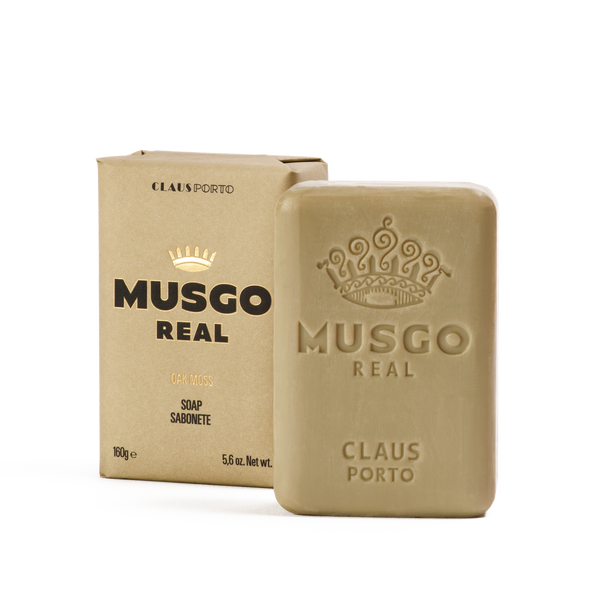 Oak Moss Body Soap